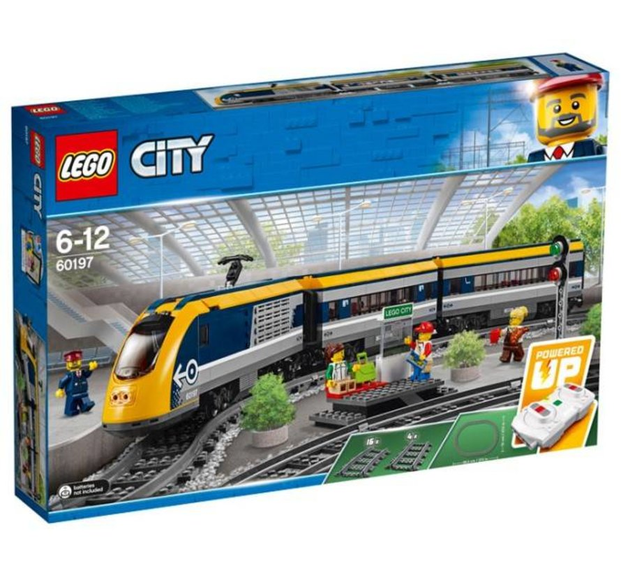 60197 City Passagierstrein
