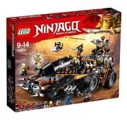 LEGO 70654 Ninjago Dieselnaut