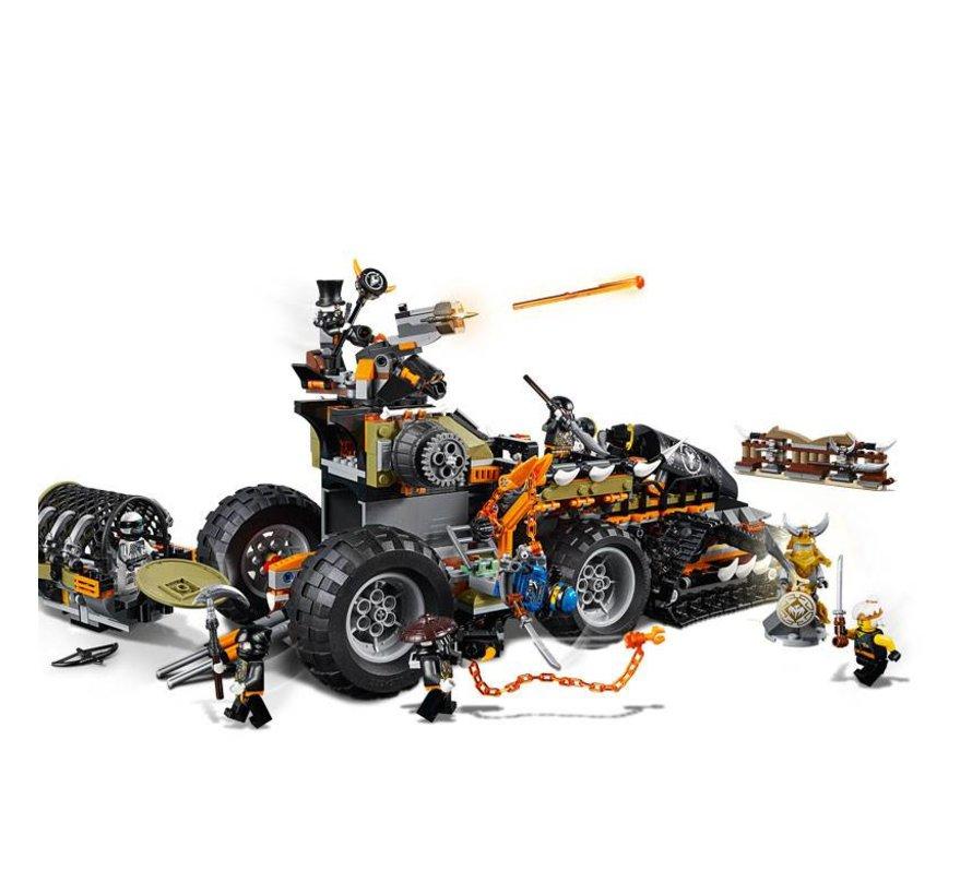 70654 Ninjago Dieselnaut