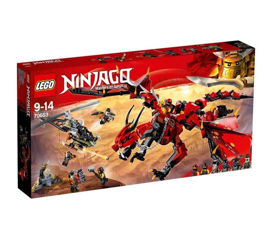 70653 Ninjago Firstbourne
