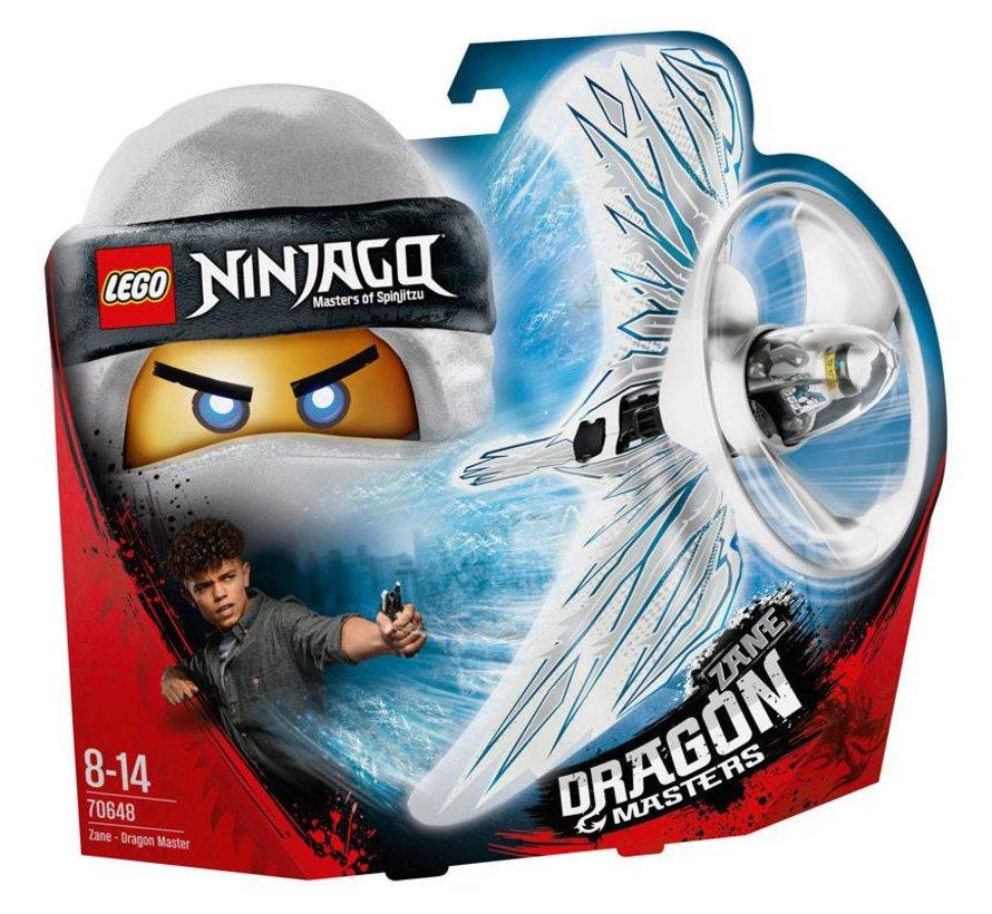 70648 Ninjago Zane Drakenmeester