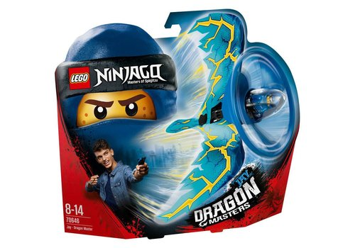 70646 Ninjago Jay Drakenmeester