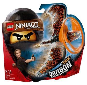 LEGO 70645 Ninjago Cole drakenmeester