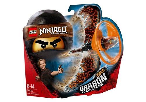 70645 Ninjago Cole drakenmeester