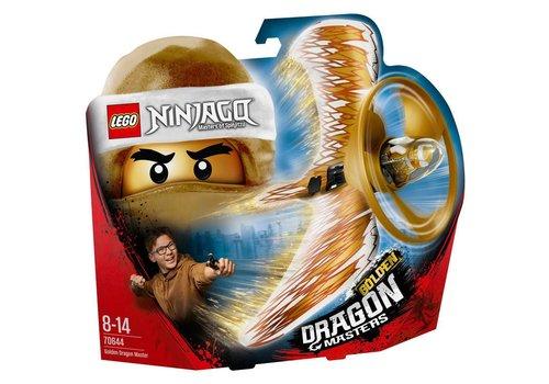 70644 Ninjago Gouden drakenmeester