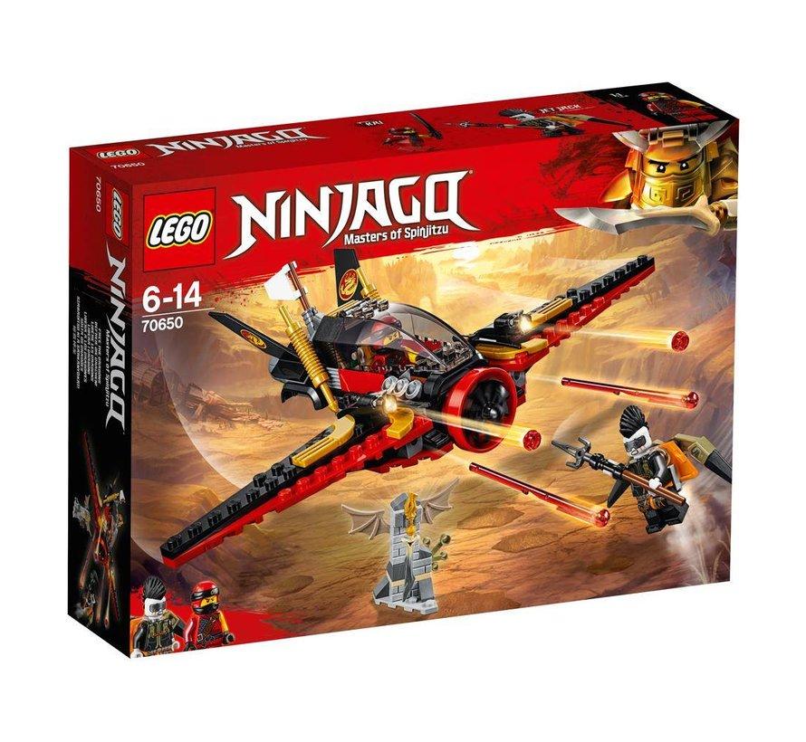 70650 Ninjago Destiny`s Wing
