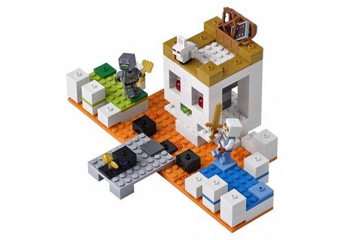 21145 Minecraft De schedelarena