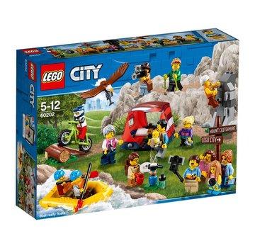 LEGO 60202 City Personenpakket buitenavonturen