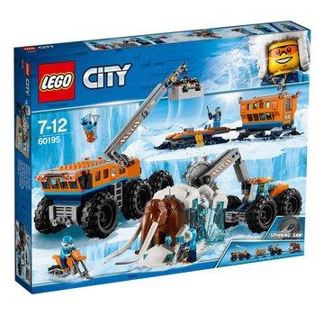 LEGO 60195 City Mobiele onderzoeksbasis op de Noordpool