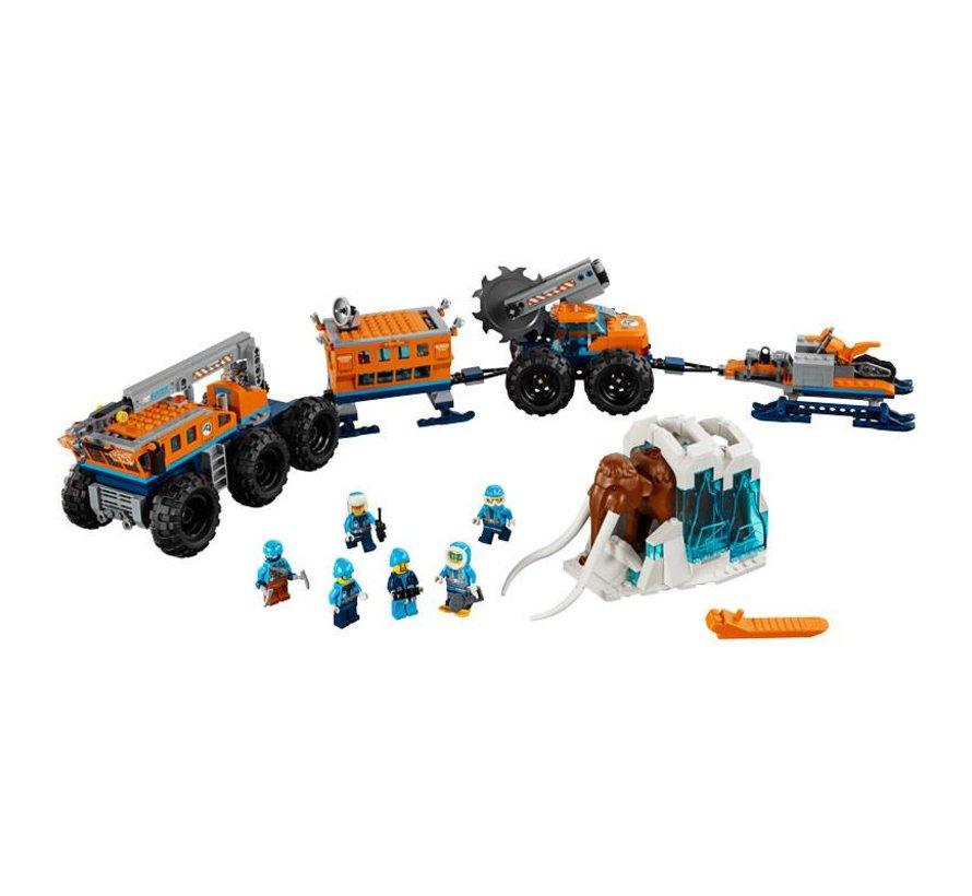 60195 City Mobiele onderzoeksbasis op de Noordpool