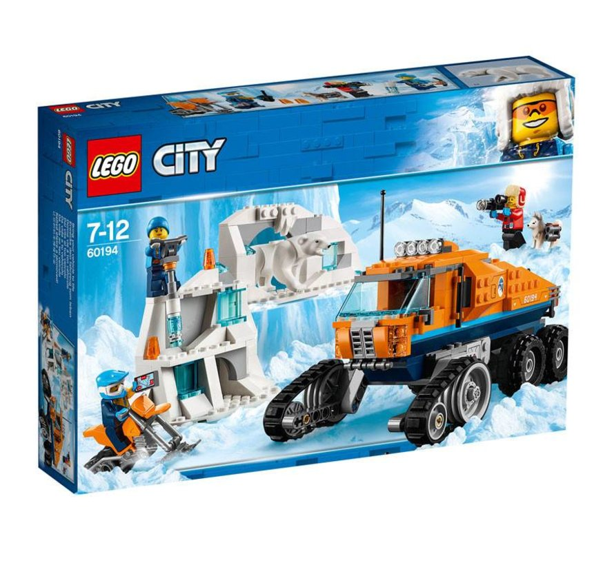 60194 City Poolonderzoekstruck
