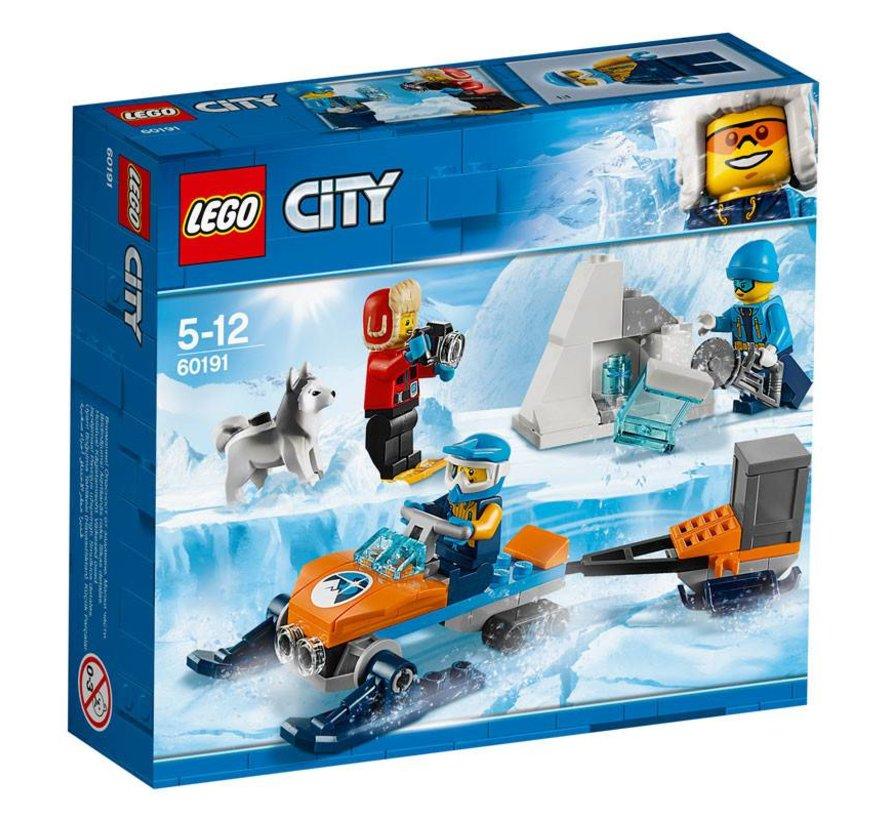60191 City Poolonderzoekersteam