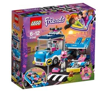 LEGO 41348 Friends Onderhouds- en reparatietruck