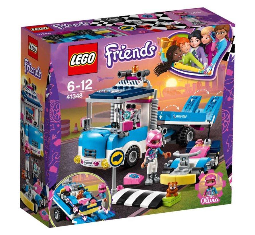 41348 Friends Onderhouds- en reparatietruck