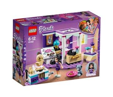 LEGO 41342 Friends Emma`s luxe slaapkamer