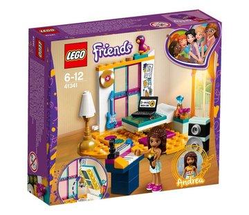 LEGO 41341 Friends Andrea`s slaapkamer
