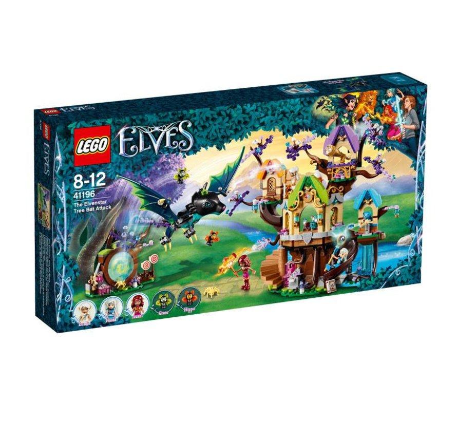 41196 Elves Vleermuisaanval bij de Elvenstar boom