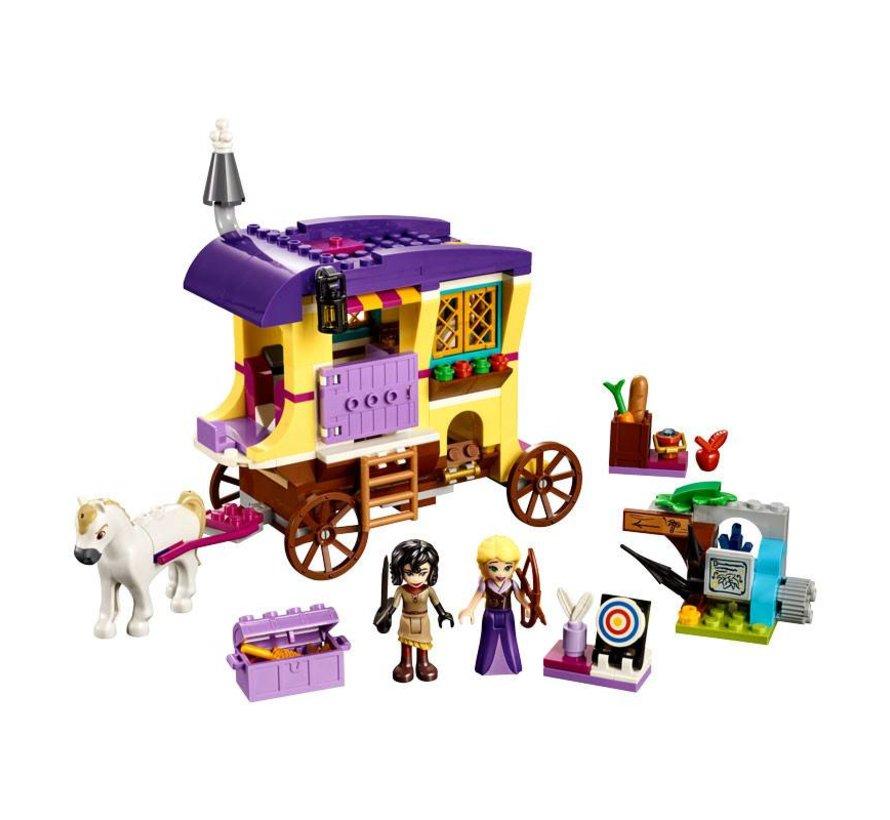 41157 Disney Princess Rapunzel`s caravan