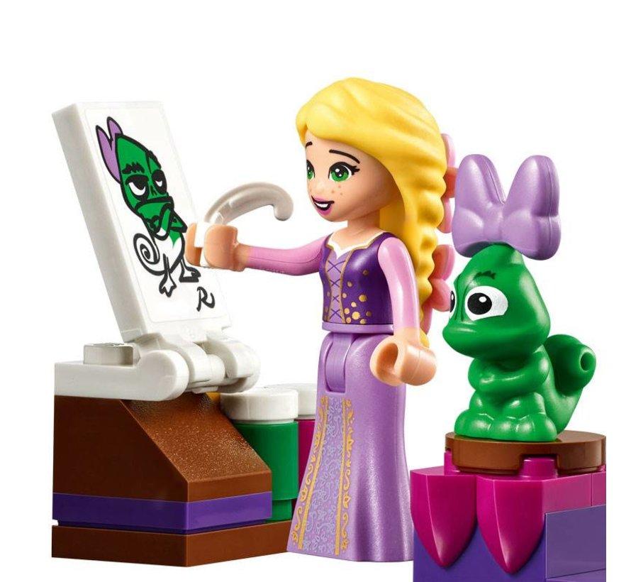 41156 Disney Princess Rapunzel`s slaapkamer