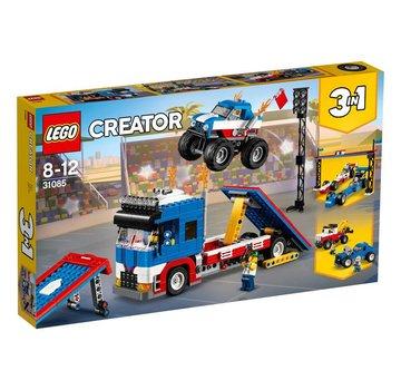 LEGO 31085 Creator Mobiele stuntshow