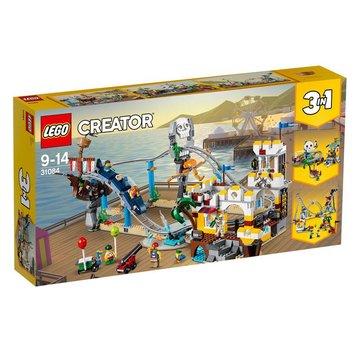 LEGO 31084 Creator Piratenachtbaan