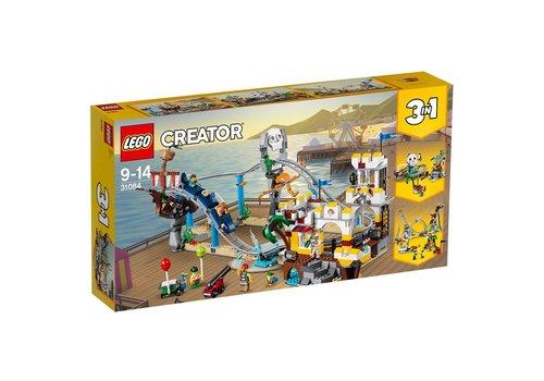31084 Creator Piratenachtbaan