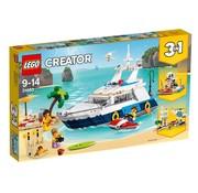 LEGO 31083  Creator Cruise Avonturen