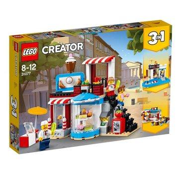 LEGO 31077 Creator Modulaire zoete traktaties