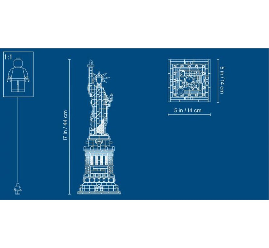 21042 Architecture Vrijheidsbeeld