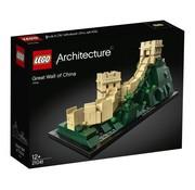 LEGO 21041 Architecture De Chinese Muur