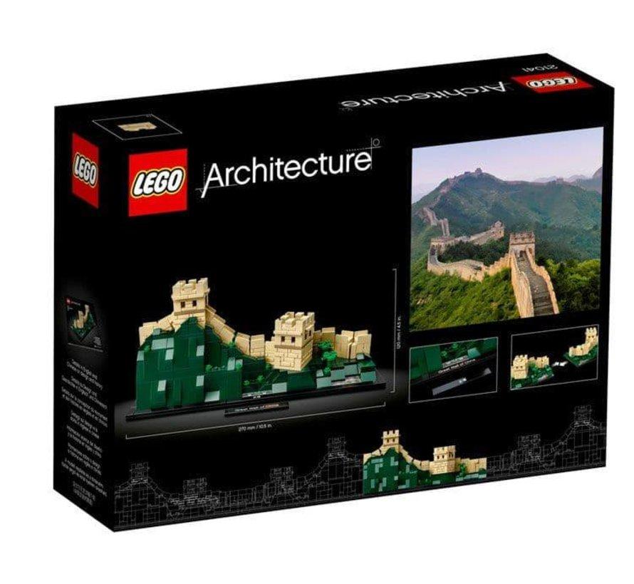 21041 Architecture De Chinese Muur