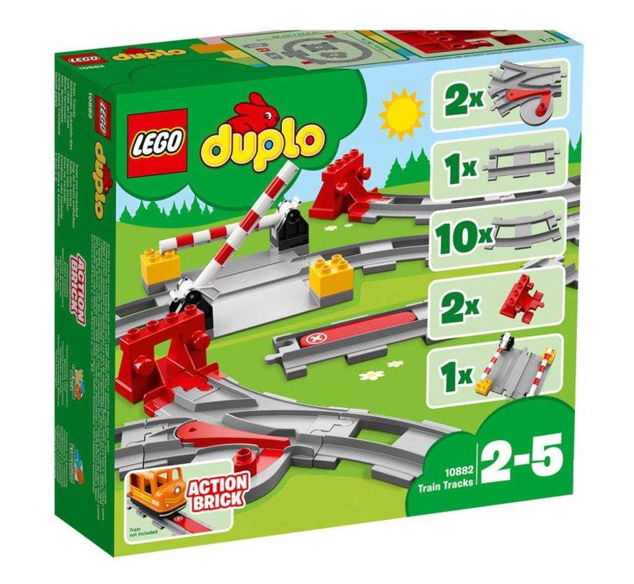 10882 Duplo Treinrails