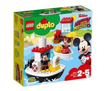 LEGO 10881 Duplo Mickey`s boot