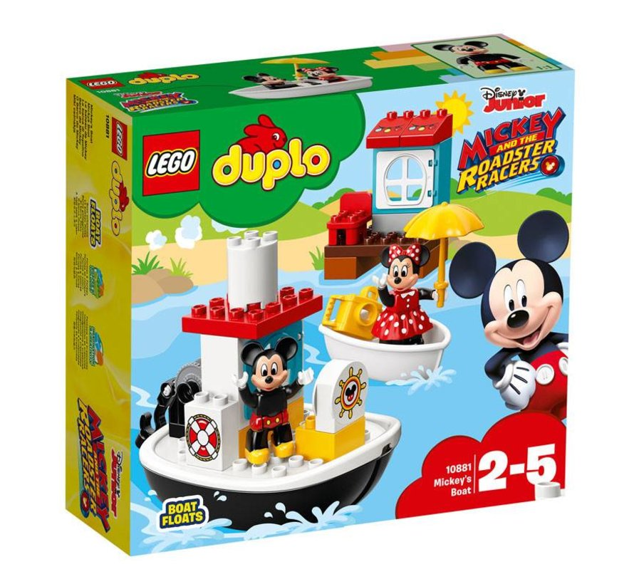 10881 Duplo Mickey`s boot