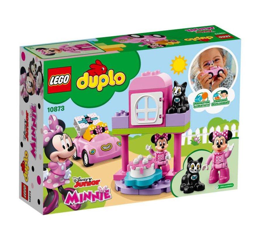 10873 Duplo Minnie`s verjaardagsfeest