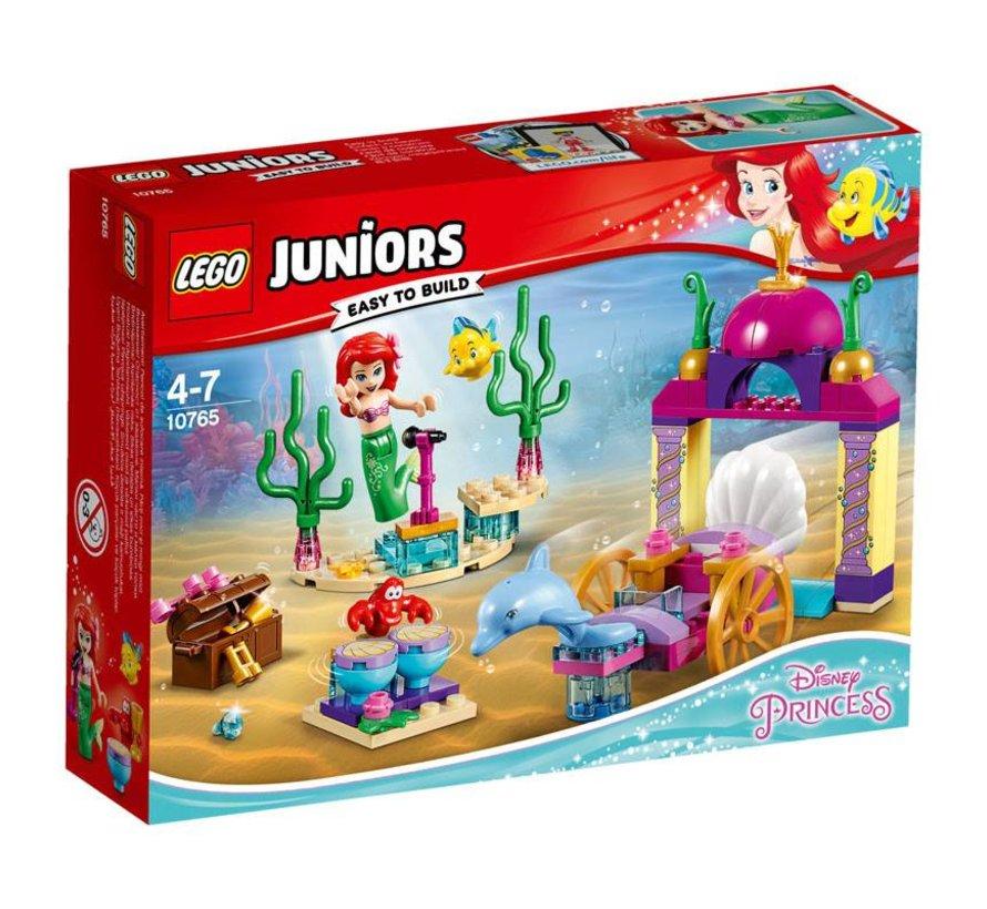 10765 Juniors Ariël`s onderwaterconcert