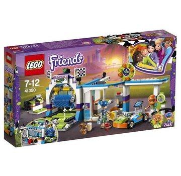 LEGO 41350 Friends Autowasstraat