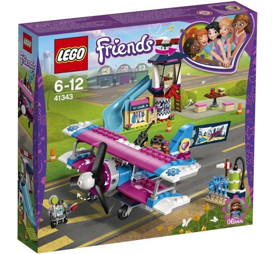 41343 Friends Heartlake City vliegtuigtour