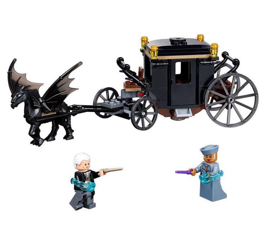 75951  Fantastic Beasts Grindelwald's Ontsnapping