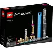 LEGO 21039 Architecture Shanghai