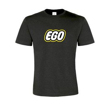 T-shirt EGO Zwart
