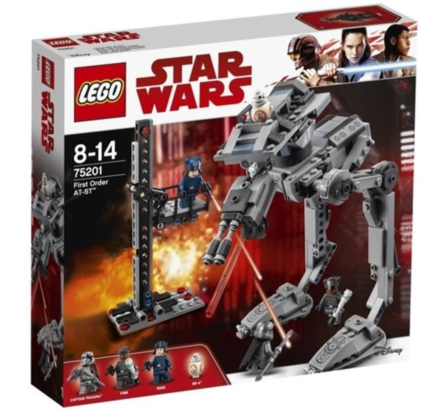 75201 Star Wars First Order AT-ST