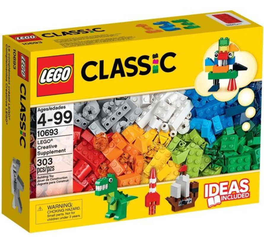 10693 Creative Supplement