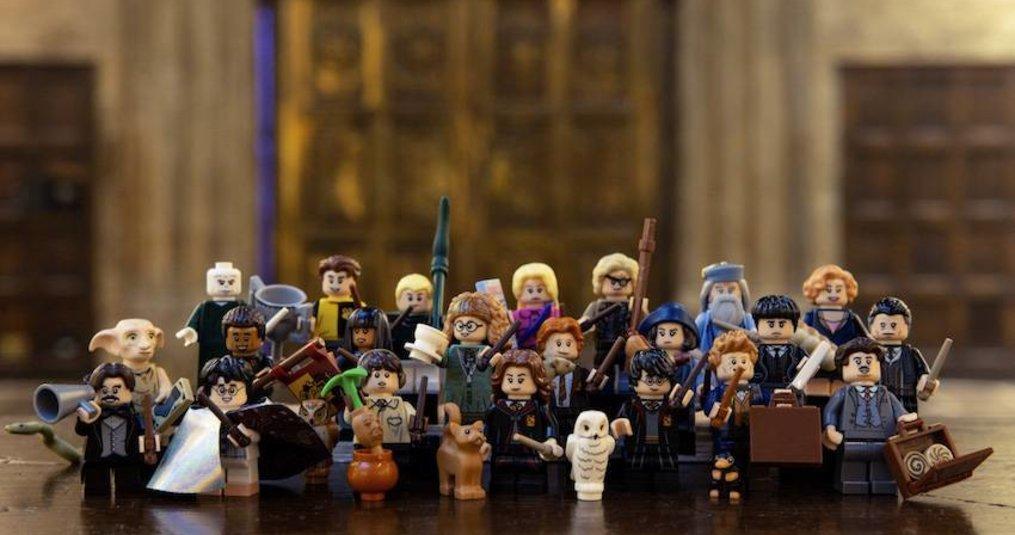 LEGO Harry Potter Minifiguren