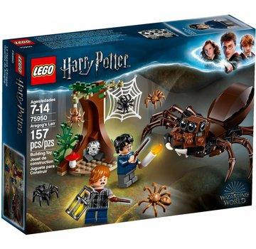 LEGO 75950  Harry Potter Aragog's schuilplaats
