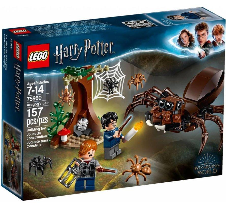 75950  Harry Potter Aragog's schuilplaats