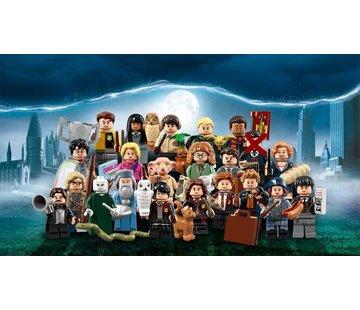 LEGO 71022 Harry Potter Minifiguren serie zonder Percival Graves