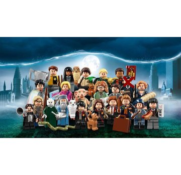 LEGO 71022 Harry Potter Minifiguren serie zonder Percival Graves
