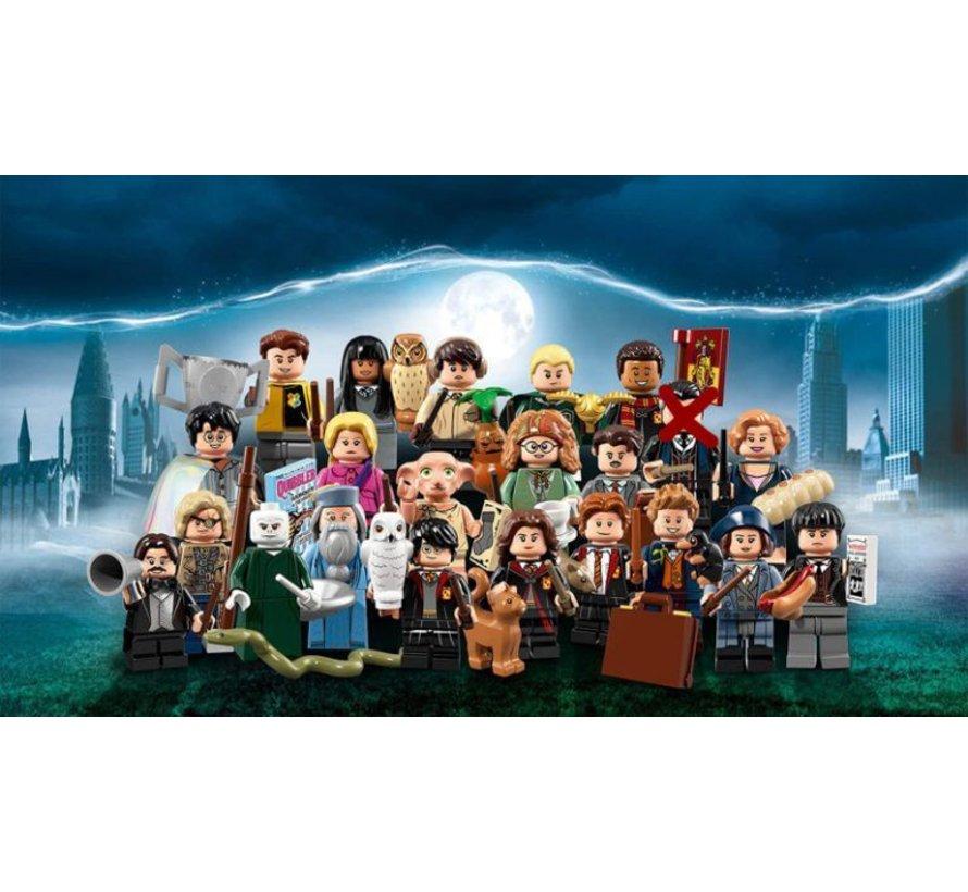 71022 Harry Potter Minifiguren serie zonder Percival Graves