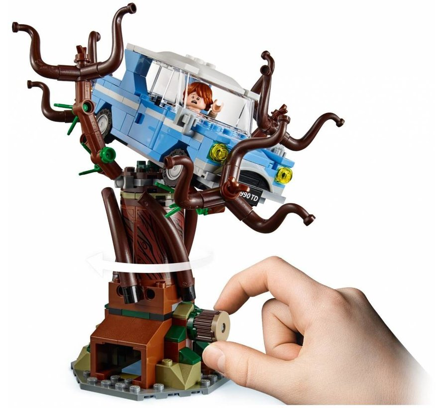 75953  Harry Potter Hogwarts and the Whomping Willow